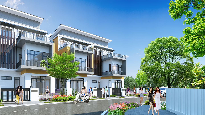 Dự án Trần Anh Riverside
