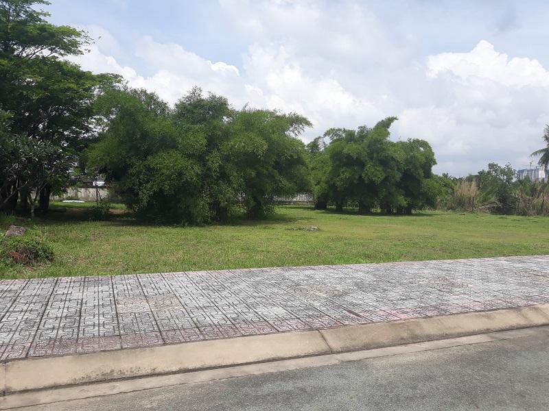 Hình an thực tế dự án Topia Garden