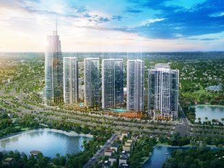 Căn hô quận 7 - Eco Green Saigon