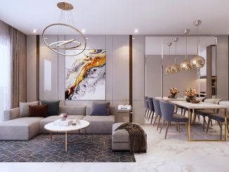 Thiết kế căn hộ Safira