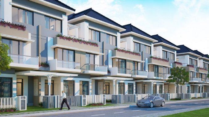 Nhà phố Merita Khang Điền
