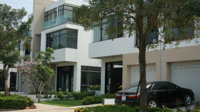 Biệt thự sinh thái Lucasta Villa