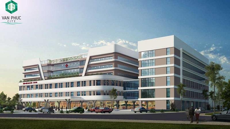Bệnh viện đa khoa Vạn Phúc City