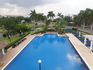 View hồ bơi, căn đẹp nhất Mega Ruby