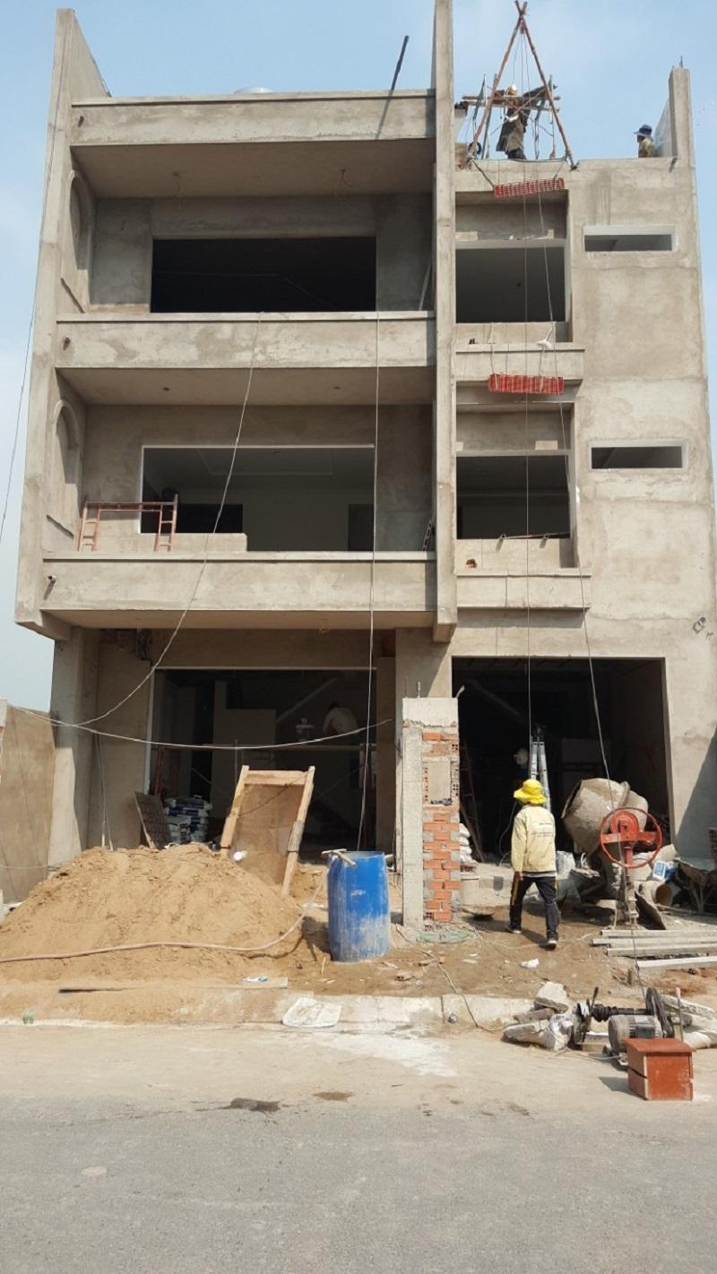 Hình ảnh thực tế nhà phố Nam Phan
