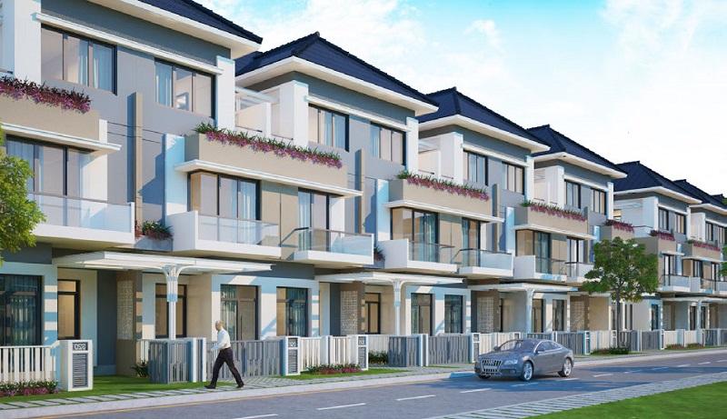 Thiết kế nhà phố Merita
