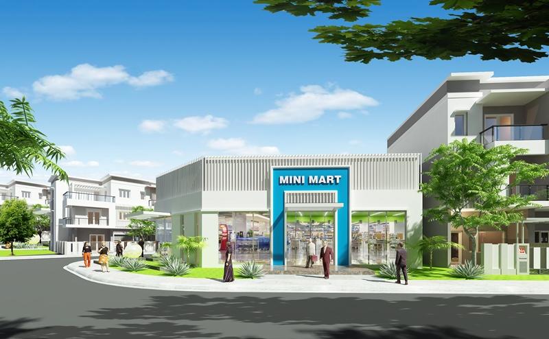 MINI MART - Mega Village