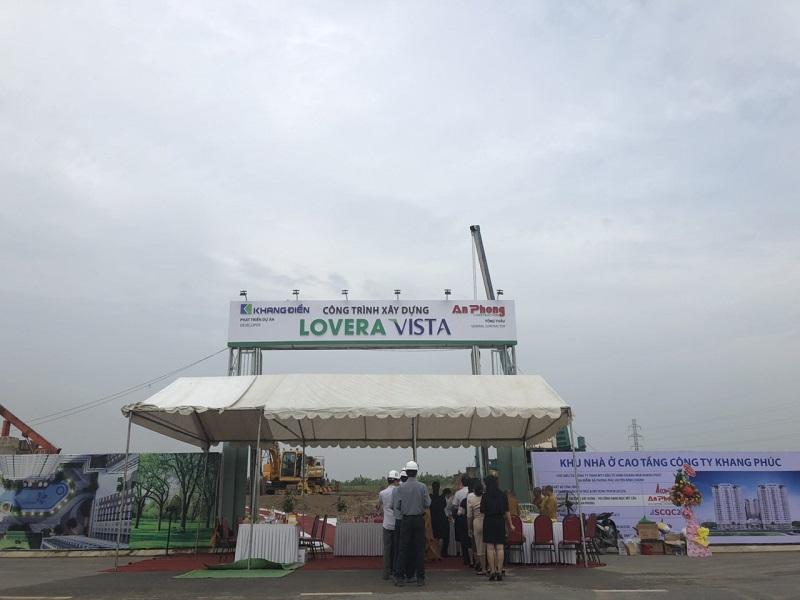 Lễ khởi công dự án mới Khang Điền - Lovera Vista Bình Chánh