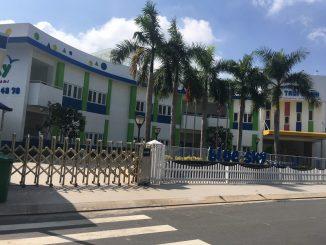 Trường mẫu giáo Mega Ruby