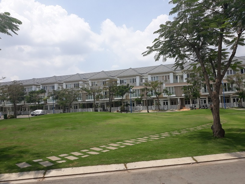 Nhà phố Merita Khang Điền view công viên tuyệt đẹp