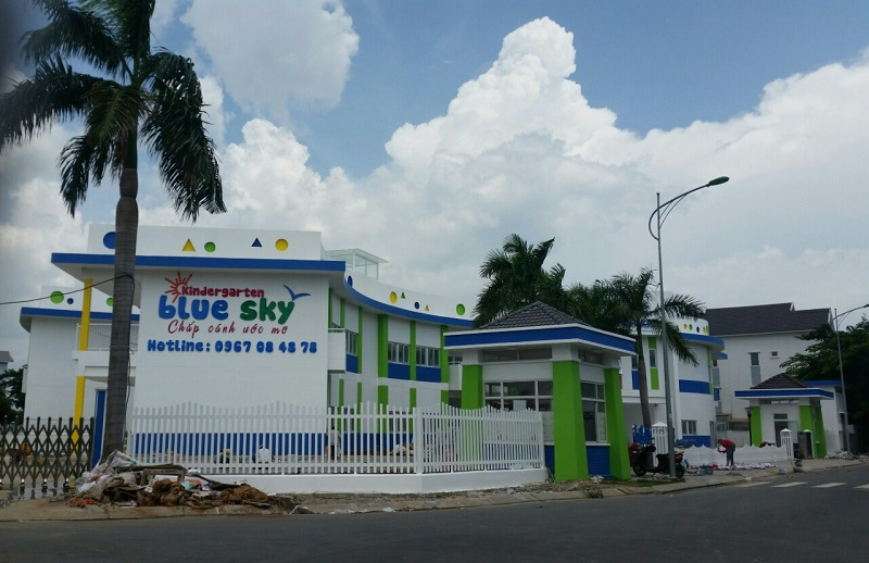 Trường học Mega Residence