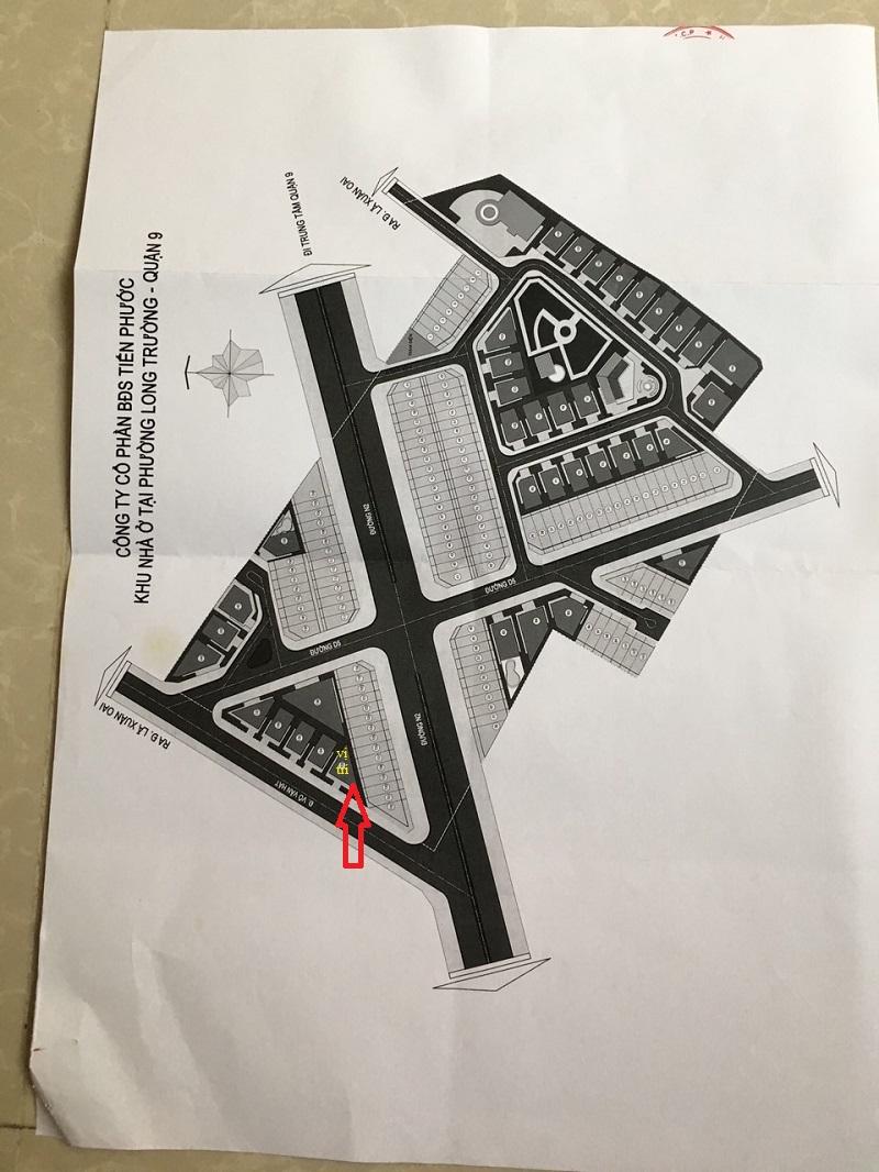 Bán đất mặt tiền Võ Văn Hát