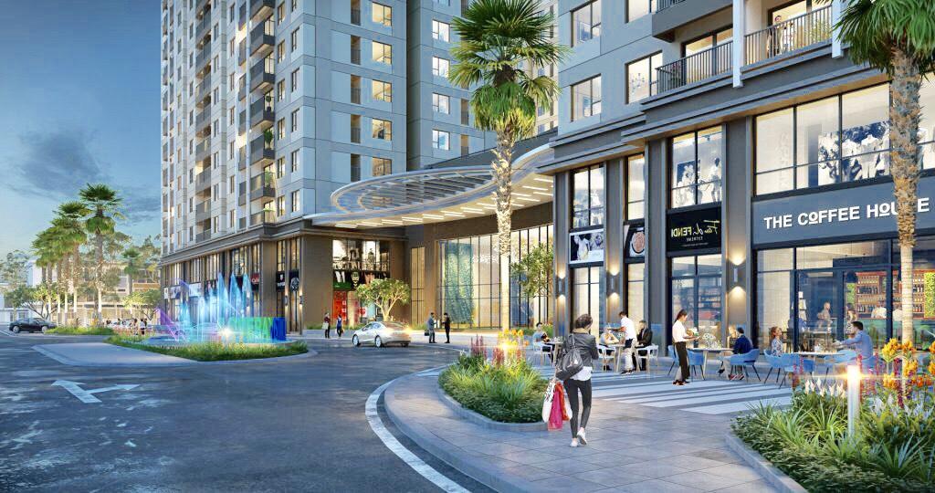 Dự án căn hộ Lovera Vista