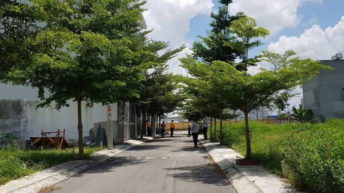 Đất nền chợ Phú Xuân Nhà Bè