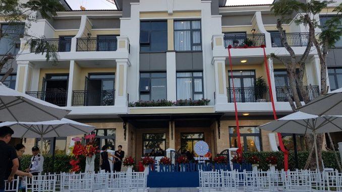 Khai trương nhà mẫu Verosa Park - Khang Điền