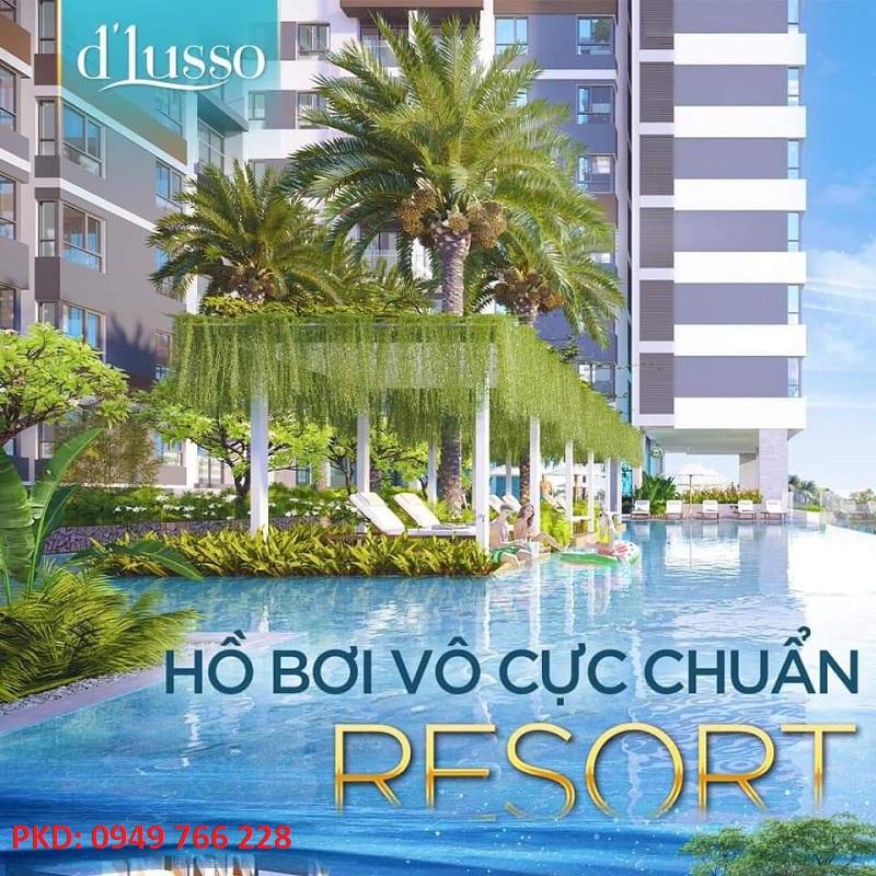 Tiện ích dự án Dlusso quận 2
