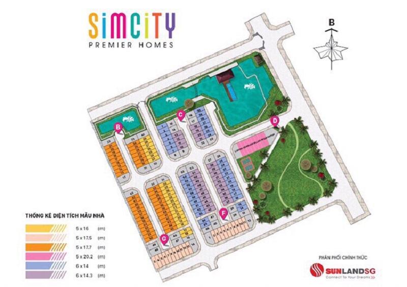 Dự án Sim City quận 9